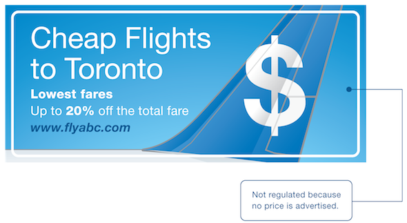 Air Transportation Regulations – Air Services Price
