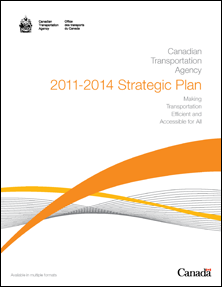 Strategic Plan 2011-2014