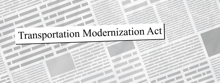 Transportation Modernization Act