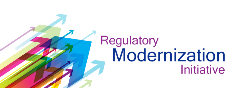 Regulatory Modernization Initiative