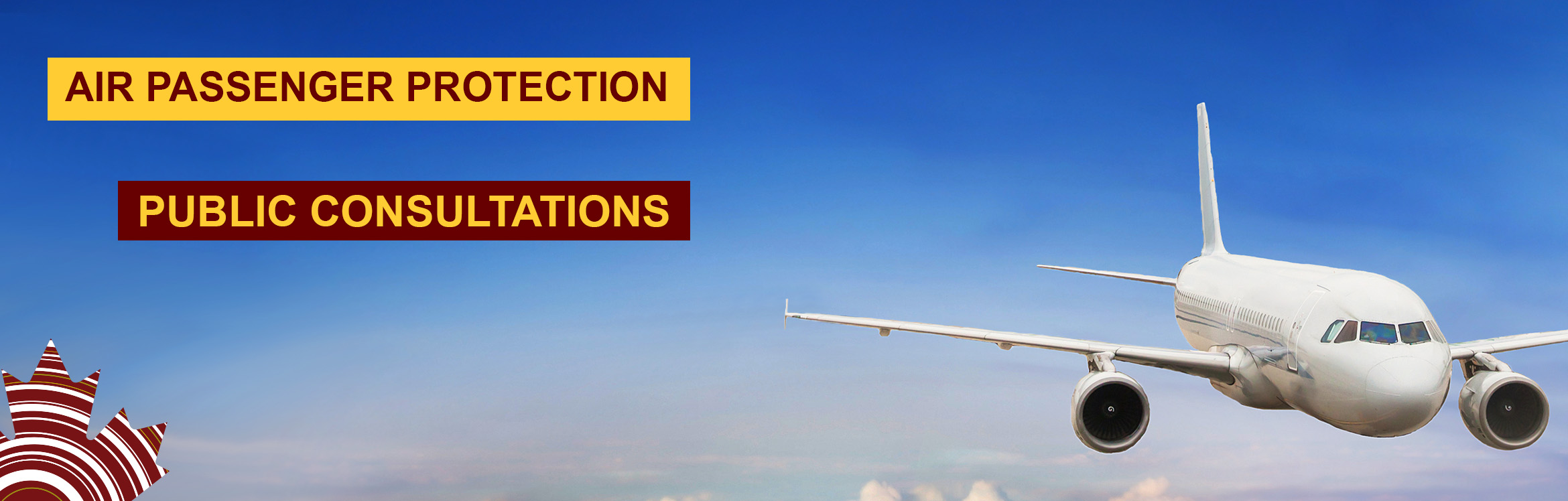 Air passenger protection consultation
